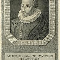 SAAVEDRA, Miguel de Cervantes