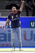 Marco Capanna Cosenza <br /> Cosenza Pallanuoto - SIS Roma <br /> Roma 10/02/2018 Ostia Centro Federale <br /> Semifinale Coppa Italia Pallanuoto Femminile <br /> Foto Andrea Staccioli / Insidefoto / Deepbluemedia