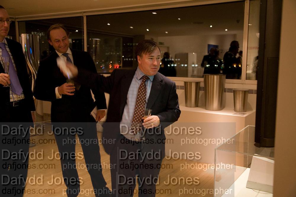 DANE DOUETIT. Brit Insurance Design Awards. Design Museum. London. 18 March 2008.  *** Local Caption *** -DO NOT ARCHIVE-© Copyright Photograph by Dafydd Jones. 248 Clapham Rd. London SW9 0PZ. Tel 0207 820 0771. www.dafjones.com.