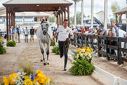 Wathelet Gregory, BEL, Mjt Nevados S<br /> World Equestrian Games - Tryon 2018<br /> © Hippo Foto - Sharon Vandeput<br /> 17/09/2018