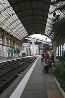 Train station Nice France<br />