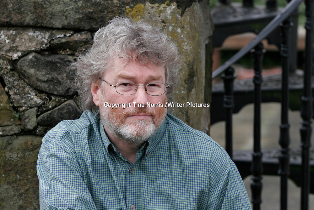 Iain Banks<br /> <br /> copyright Tina Norris/Writer PIctures<br /> contact +44 (0)20 822 4156<br /> info@writerpictures.com <br /> www.writerpictures.com