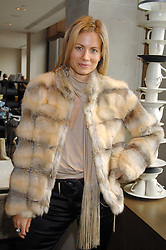 JANE GOTTSCHALK at a party to celebrate the publication of Lisa B's book 'Lifestyle Essentials' held at the Cook Book Cafe, Intercontinental Hotel, Park Lane London on 10th April 2008.<br /><br />NON EXCLUSIVE - WORLD RIGHTS