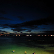 Evening bathers, Salvador, Brazil. Photo by Jen Klewitz