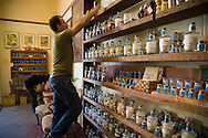 The Meadow, a salt, chocolate, wine and flower shop in the North Mississippi neighborhood of Portland, OR