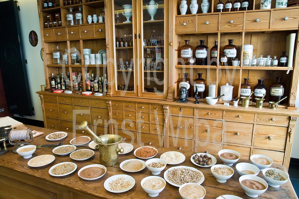 Apotheke, Stammhaus Schierker Feuerstein, Schierke, Harz, Sachsen-Anhalt, Deutschland | pharmacy, former distillery of Schierker Feuerstein, Schierke, Harz, Saxony-Anhalt, Germany
