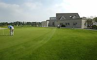 Nieuwerkerk aan de IJssel - Openbare golfbaan Hitland. Foto KOEN SUYK
