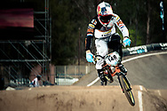 #148 (VAN GENDT Twan) NED at the 2014 UCI BMX Supercross World Cup in Santiago Del Estero, Argentina.