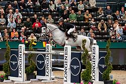 Robert Olivier, FRA, Vangog du Mas Garnier<br /> Leipzig - Partner Pferd 2019<br /> © Hippo Foto - Stefan Lafrentz