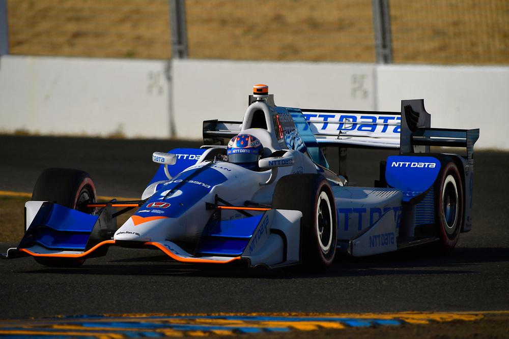 Verizon IndyCar Series<br /> GoPro Grand Prix of Sonoma<br /> Sonoma Raceway, Sonoma, CA USA<br /> Saturday 16 September 2017<br /> Scott Dixon, Chip Ganassi Racing Teams Honda<br /> World Copyright: Scott R LePage<br /> LAT Images<br /> ref: Digital Image lepage-170916-son-10710