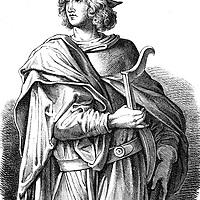 VOGELWEIDE, Walther von der