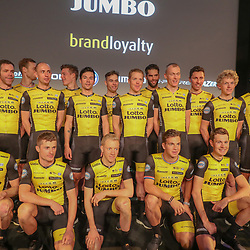 22-12-2017: Wielrennen: Presentatie Lotto Jumbo: Veghel<br />In Veghel werd het wielerteam Lotto-Jumbo voorgesteld
