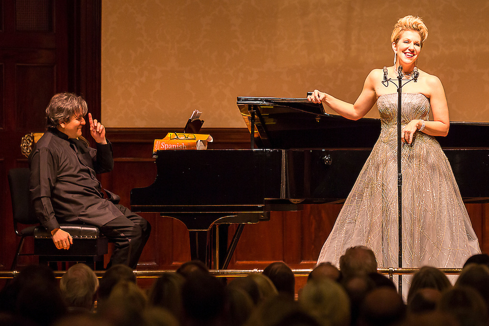 Joyce DiDonato and Antonio Pappano open Wigmore Hall's new season