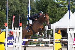 Boerekamps Arnold (NED) - Coco<br /> KWPN Paardendagen - Ermelo 2012<br /> © Dirk Caremans