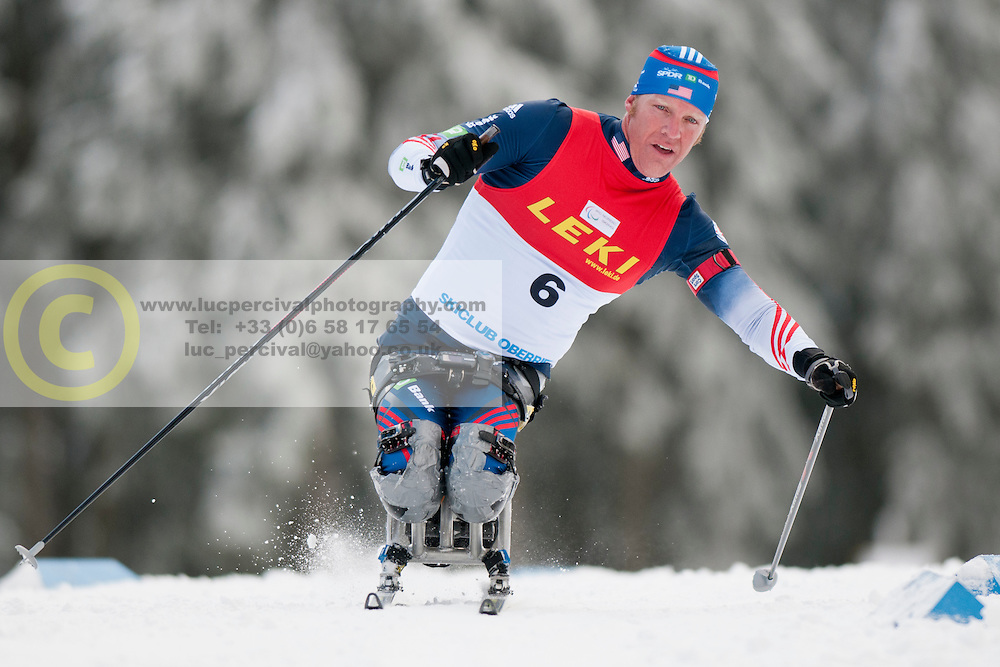 HALSTED Sean, Biathlon Middle Distance, Oberried, Germany