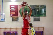 Giga Janelidze<br /> Trieste - Sencur<br /> Amichevole precampionato <br /> Legabasket Serie A 2019-20<br /> Parma, 14/09/2019<br /> Foto Ciamillo-Castoria