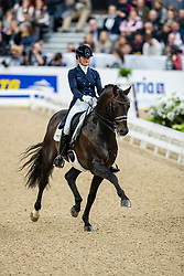 Scholtens Emmelie, NED, Apache<br /> LONGINES FEI World Cup™ Finals Gothenburg 2019<br /> © Hippo Foto - Dirk Caremans<br /> 06/04/2019