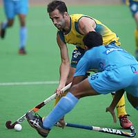 MELBOURNE - Champions Trophy men 2012<br /> India v Austalia <br /> foto: Mark Knwowles,<br /> FFU PRESS AGENCY COPYRIGHT FRANK UIJLENBROEK