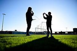 Dan White and Lewis Barton - Mandatory by-line: Ryan Hiscott/JMP - 19/01/2020 - FOOTBALL - Stoke Gifford Stadium - Bristol, England - Bristol City Women v Liverpool Women - Barclays FA Women's Super League