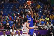 Daniel Hackett<br /> Nazionale Italiana Maschile Senior<br /> Eurobasket 2017 - Group Phase<br /> Georgia Italia Georgia Italy<br /> FIP 2017<br /> Tel Aviv, 06/09/2017<br /> Foto M.Ceretti / Ciamillo - Castoria
