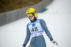 TIKHONOVA Sofia (RUS) during second round on day 2 of  FIS Ski Jumping World Cup Ladies Ljubno 2020, on February 23th, 2020 in Ljubno ob Savinji, Ljubno ob Savinji, Slovenia. Photo by Matic Ritonja / Sportida