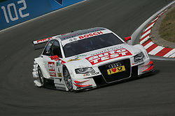 13.05.2011, Circuit Park, Zandvoort, NL, DTM 2011  2. Rennen, Training, im Bild: Timo Scheider (GER #04 Audi Sport Team Abt).   // during the dtm race Zandvoort  race 02, on 13/05/2011  EXPA Pictures © 2011, PhotoCredit: EXPA/ nph/   Theissen       ****** out of GER / SWE / CRO  / BEL ******