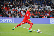 Remy VERCOUTRE (SM Caen) during the French Championship Ligue 1 football match between Paris Saint-Germain and SM Caen on May 20, 2017 at Parc des Princes stadium in Paris, France - Photo Stephane Allaman / ProSportsImages / DPPI