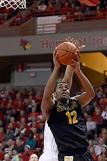 Darius Carter Wichita State Shockers photos