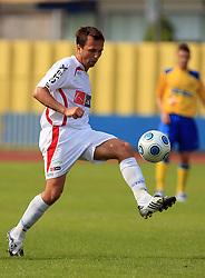 Ales Ceh at 33rd Round of PrvaLiga Telekom Slovenije 2008/2009 league match between NK Luka Koper and NK Labod Drava Ptuj, on May 9, 2009, in SRC Bonifika, Koper, Slovenia. Drava won 2:1. (Photo by Vid Ponikvar / Sportida)
