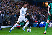 Leeds United forward Helder Costa (17) during the EFL Sky Bet Championship match between Leeds United and Sheffield Wednesday at Elland Road, Leeds, England on 11 January 2020.