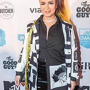 NLD/Amsterdam/20171106 - MTV Pre party 2017, Eva Simons