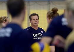 30-09-2014 ITA: World Championship Volleyball Training Nederland, Verona<br /> Coach Gido Vermeulen