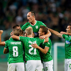 20130718: SLO, Football - UEFA Europa League 2013-2014, NK Olimpija vs MSK Zilina