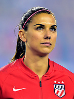 International Women's Friendly Matchs 2019 / <br /> SheBelieves Cup Tournament 2019 - <br /> United States vs Brazil 1-0 ( Raymond James Stadium - Tampa-FL,Usa ) - <br /> Alexandra Patricia Morgan Carrasco of United States