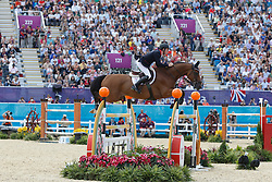 Brash Scott (GBR) - Hello Sanctos<br /> Olympic Games London 2012<br /> © Dirk Caremans
