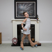 MEGAN_ARTISTIC ROLLER SKATER_ORMESBY_GT YARMOUTH