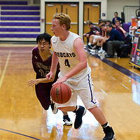 11-15-16 Berryville JV Sr. Boys vs. Lincoln