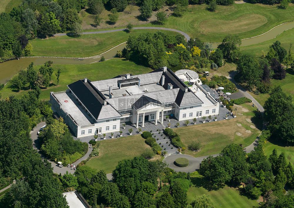 20110603 0052 Clubhuis van de Golfclub de Brugse vaart in Oostburg is gebouwd in palladiaanse stijl