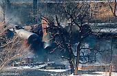 Kanawha River Crude Oil Derailment