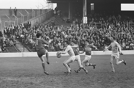 02.05.1971 Football NFL Kerry Vs Dublin