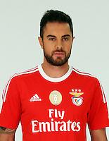 "Portugal - Primera Liga NOS 2015-2016 /  <br /> ( Sl Benfica ) - <br /> Jardel Nivaldo Vieira "" Jardel """