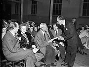 Cor-Fheile na Scól, Metropolitan Hall, Dublin..20.03.1961