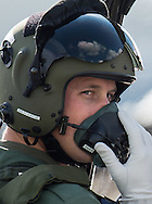 Prince William, Duke of Cambridge attends the 100th Anniversary Parade of 29 (Reserve) Squadron at RAF Coningsby before having a flight in a Chipmunk aircraft.