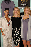 16.OCTOBER.2013. LONDON<br /> <br /> (CODE - PM)<br /> ROSIE HUNTINGTON-WHITELEY ATTENDING A PHOTOCALL TO LAUNCH HER NEW RANGE OF LINGERIE FOR 'AUTOGRAPH' AT MARKS AND SPENCER, MARBLE ARCH, LONDON<br /> <br /> BYLINE: EDBIMAGEARCHIVE.CO.UK<br /> <br /> *THIS IMAGE IS STRICTLY FOR UK NEWSPAPERS AND MAGAZINES ONLY*<br /> *FOR WORLD WIDE SALES AND WEB USE PLEASE CONTACT EDBIMAGEARCHIVE - 0208 954 5968*