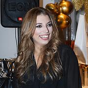 NLD/Amserdam/20131115 - Opening Nyves2, Nyves Janssen en Leyla Sinouh - Naciri