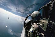 F-15 dogfight, Louisiana ANG