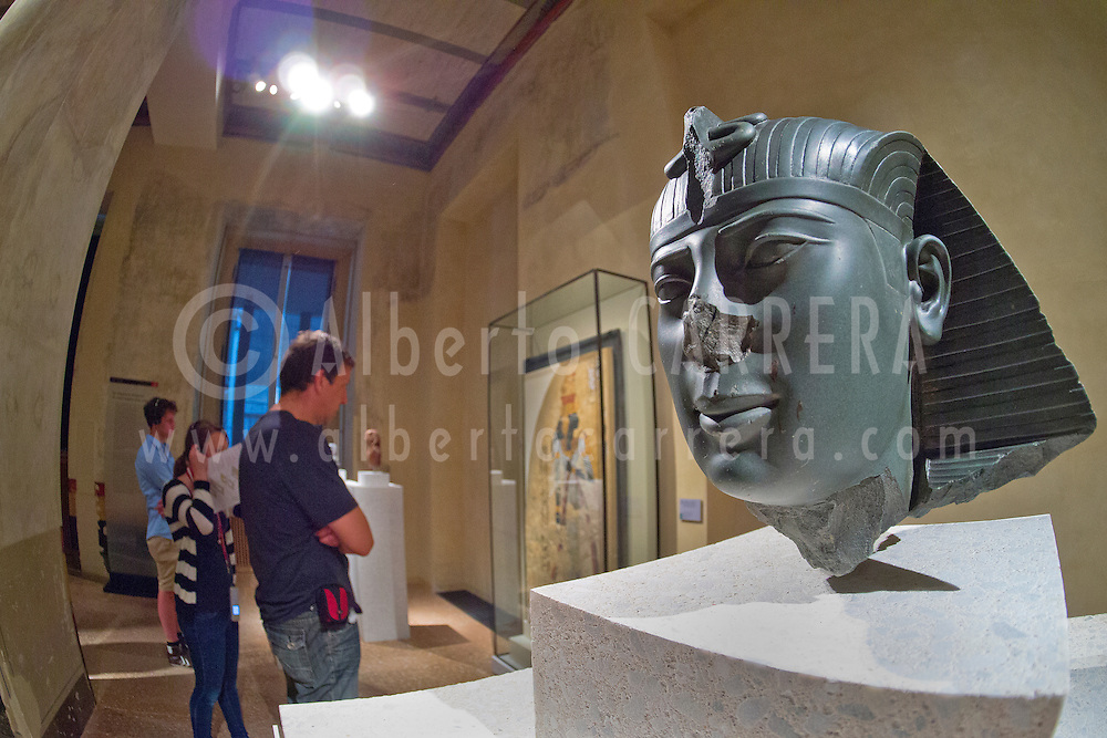 Alberto Carrera, New Museum, Neues Museum, Museum Island, UNESCO World Heritage Site, Central Berlin, Berlin, Germany, Europe<br /> <br /> EDITORIAL USE ONLY