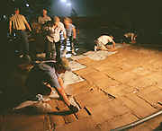 A 100 foot-in diameter chocolate chip cookie manufactured by the Immaculate Baking Company in Flat Rock, North Carolina on May 17, 2003 weighs the same as 4 African bull elephants.