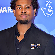Marcus Griffiths attends BBC1's National Lottery Awards 2019 at BBC Television Centre, 101 Wood Lane, on 15 October 2019, London, UK.
