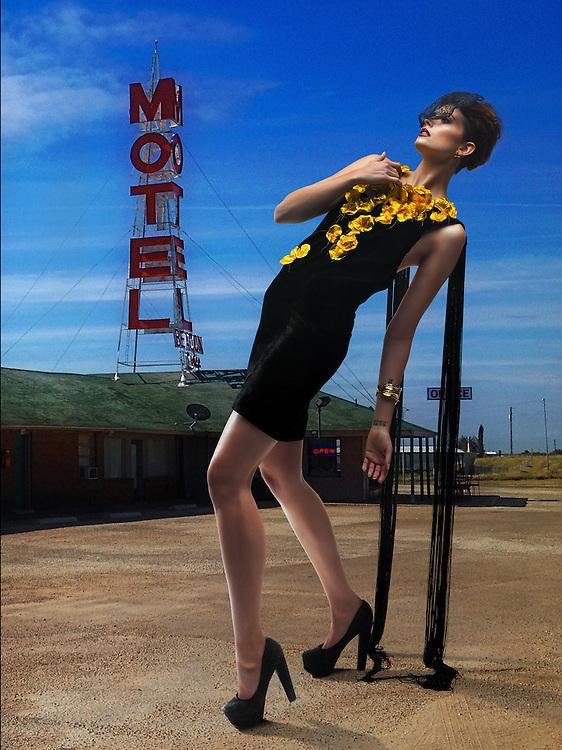 American Art Collector Magazine, Kenny Morrison, Lumos Retouching, Amanda Deleon